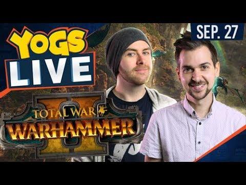 Total War: Warhammer II w/ Lewis & Sjin - 27th September 2017 [Sponsored]
