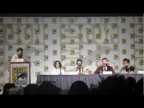 Comic-Con 2012: Adventure Time Q&A