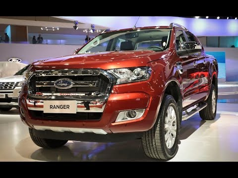 2018 Ford Ranger – Exterior Body Styles