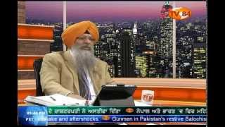 SOS 5/29/2015 Part.3 Dr. Amarjit Singh : How TV84 Channel Can Be Helped Financially ?