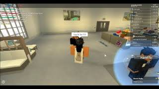 At HH Trainings! | ROBLOX
