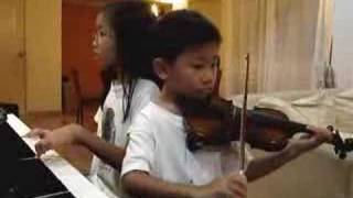 Edelweiss Piano & Violin Duet