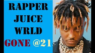 Juice Wrld, 21 & GONE, After Plane Flight from CALI! ASÉ!