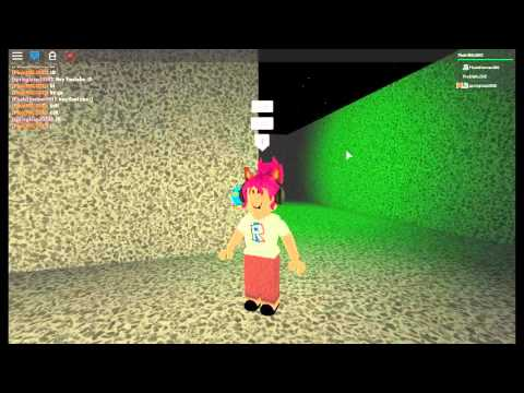 My Friends And Me Play SCP-096 Demonstration. In ROBLOX