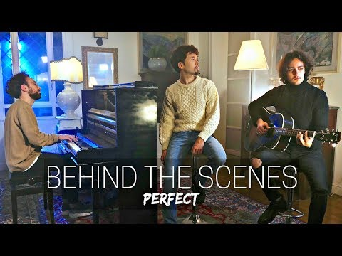 Cover Lagu Ed Sheeran - Perfect (Cover | Behind The Scenes) STAFABAND