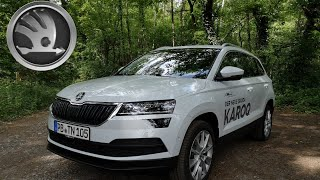 2018 Skoda Karoq 1.5 TSI (150 PS) Style REVIEW