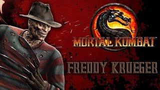 Mortal Kombat Komplete - Freddy Krueger (1080p)