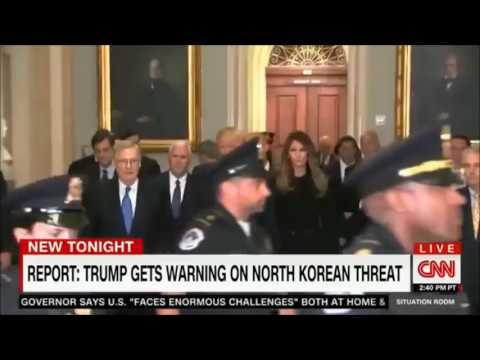 1.26.17 North Korea Warned Donald Trumps America (Nuclear War)