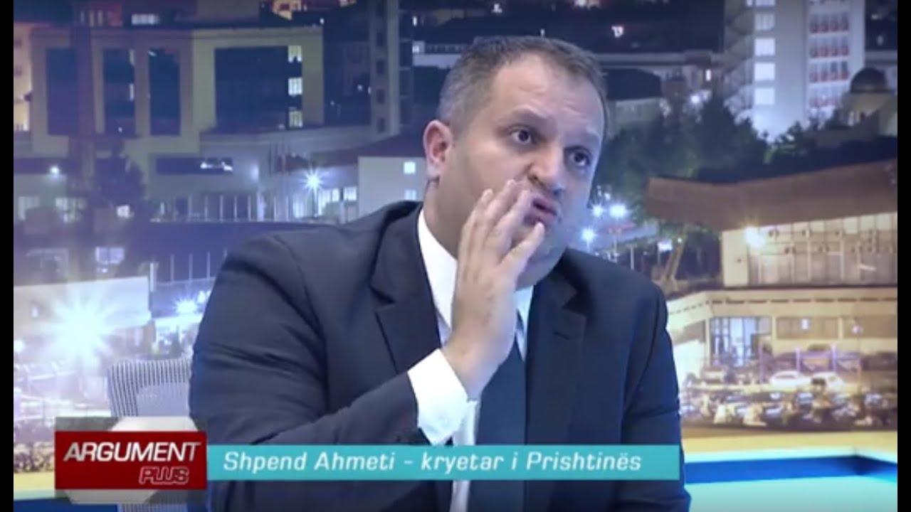 Argument plus - Shpend Ahmeti 20.05.2016