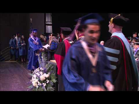 2016 UB School of Architecture and Planning Commencement, Part 2 of 2