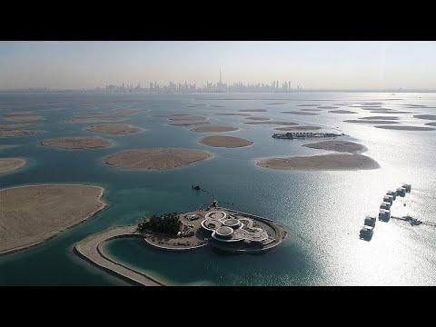 Neve e energias renováveis em projeto luxuoso no Dubai