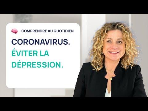 Coronavirus & Confinement : 5 Conseils pour éviter la dépression !