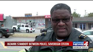 `Sovereign Citizen` arrested by Oklahoma City Police after chase