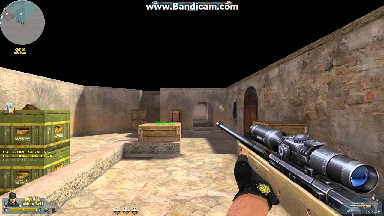 kỹ năng bắn AWM - VaMpIr3.clubspro