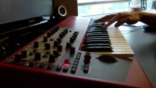 Nord Lead 2 sounds