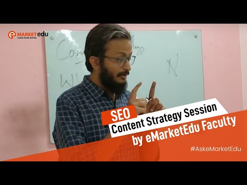 SEO Content Strategy Session b...