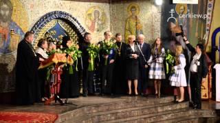 Wręczenie nagrody Księcia Ostrogskiego dla Cerkiew.pl