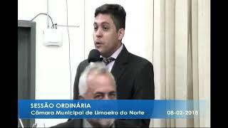 Fláuber Lima Pronunciamento 08 02 2018
