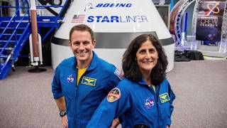 What is the Boeing CST-100 Starliner? - STEM in 30