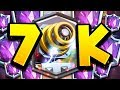 SPARKY GOD DOMINATES At 7,000+ TROPHIES! INSANE GAMEPLAY!