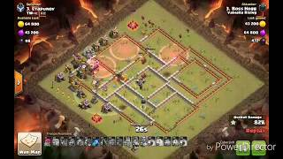 Valhalla Rising vs Chinese Clan - War Recap | Perfect War | 12vs12 11vs11 9vs9 | Clash of Clans