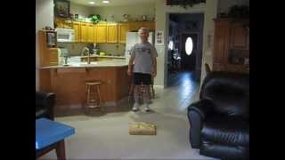 Home exercise for foot injuries (Calcaneus) (Dec, 3 2011)