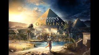 Assassin's Creed  Origins - Début du jeu