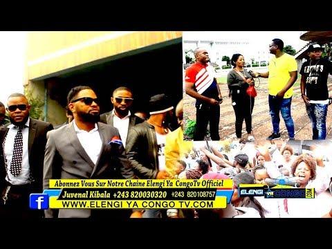 Ferre Gola Liberé Aboyi Confrontation Na Koffi Olomide En Direct Du Parquet Tombé Ba Maman Bayambi