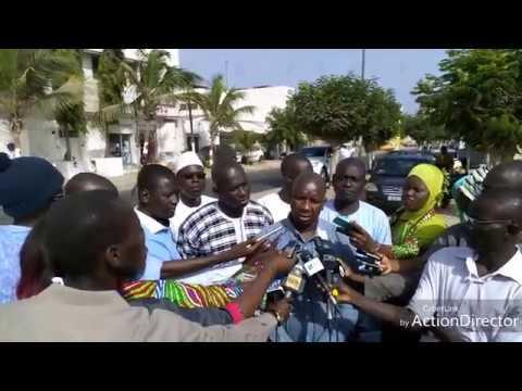 Sénégal : Conférence de presse de la CAP, coordination des association de presse
