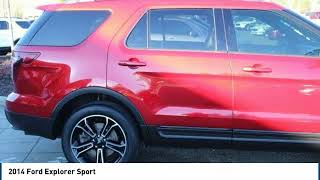 2014 Ford Explorer Issaquah WA 17-3448A thumbnail