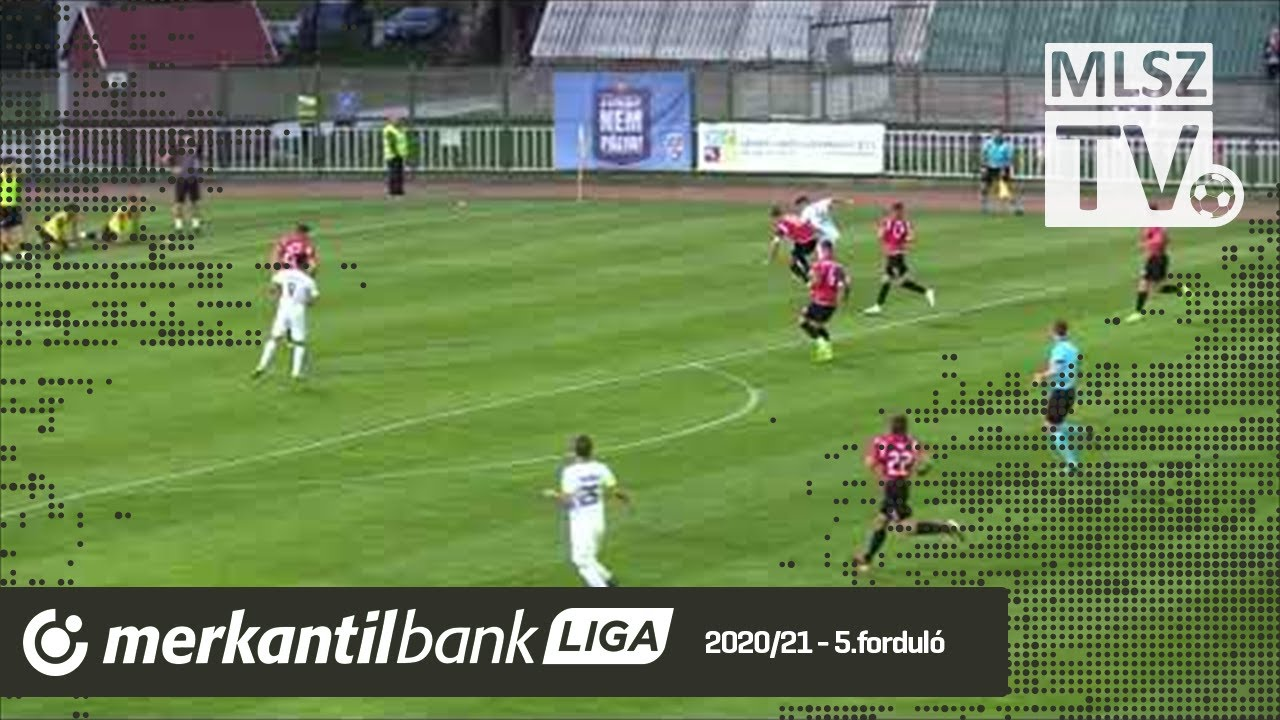 Deac Nyiregyhaza Spartacus Fc 1 0 0 0 Merkantil Bank Liga Nb Ii 5 Fordulo Youtube