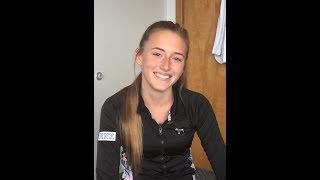 Self Cracking Teen Gets First Chiropractic Adjustment. ASMR Chill Visit.