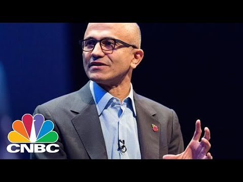 Microsoft CEO Satya Nadella: There's A Dark Side To Every New Technology | CNBC