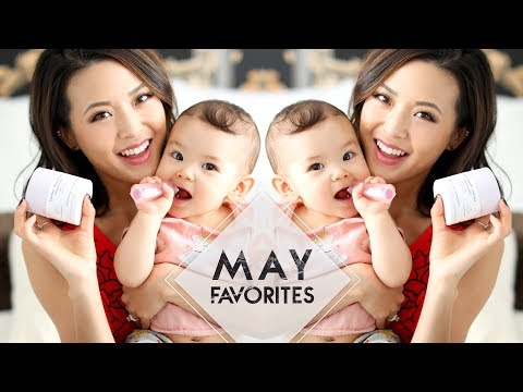 Generate || MAY 2017 FAVORITES || Jen Chae Images