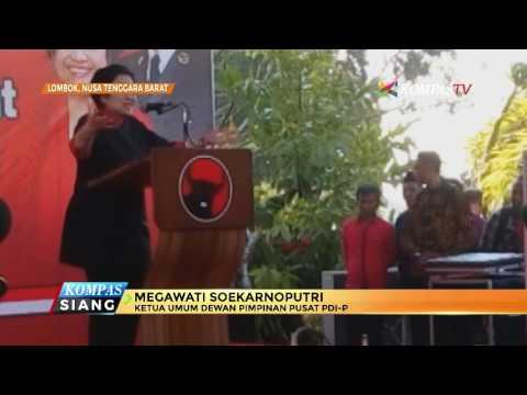 Megawati Ingatkan Presiden Jokowi Soal Ini