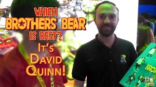 Which Brothers Bear is Best? (David Quinn, Rare Ltd.)