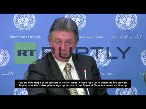 USA: Ukraine's UN ambassador refuses to give up position