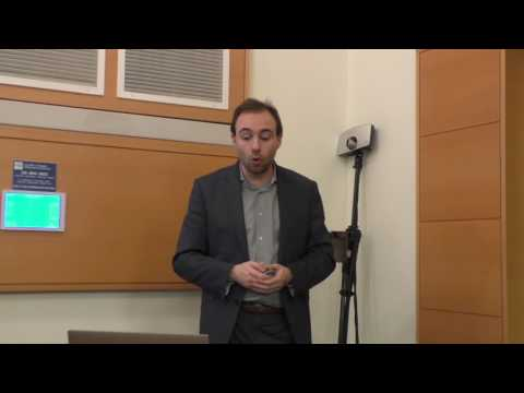 """Yascha Mounk """"Democratic Deconsolidation in Europe:  The Threat to Liberal Democracy"""""""