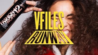 how the vfiles f w 2016 runway show was made full documentary