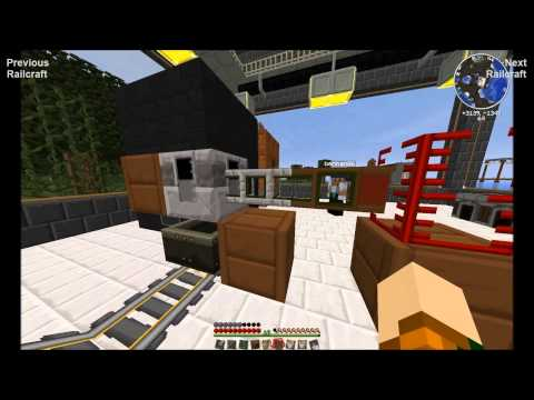 RAILCRAFT #5 - Loaders & Unloaders (All Types)