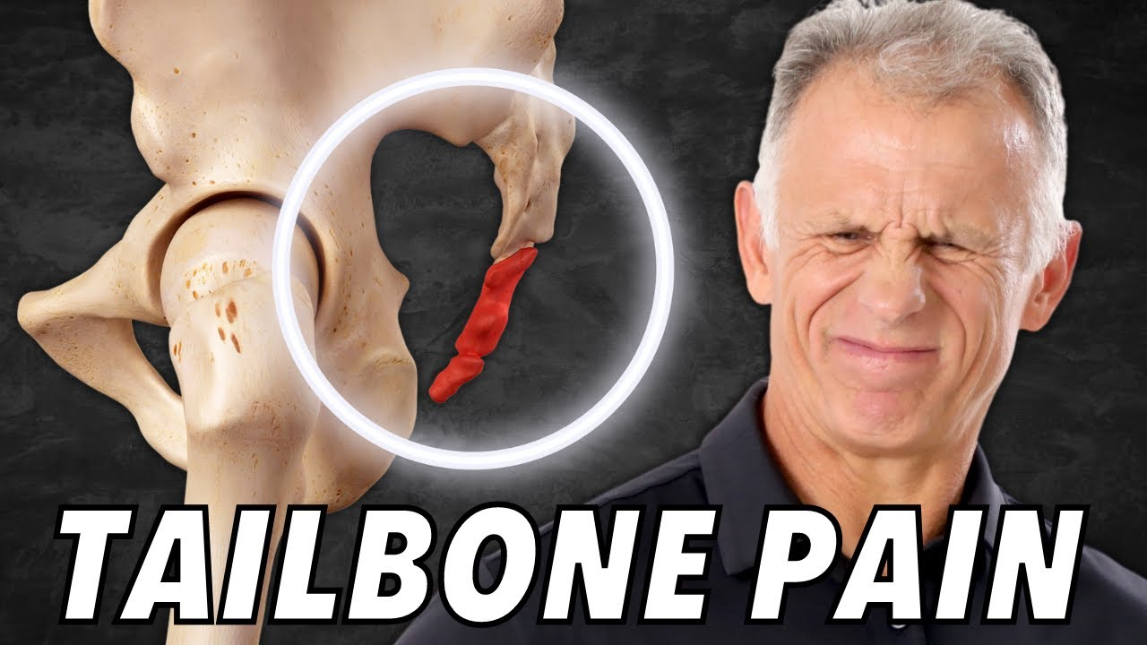 pain tailbone coccyx coccydynia treatments self