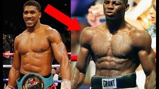 Top 5 Most Jacked Boxers of All Time