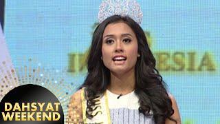 Info dari si cantik Maria Harfanti menuju Miss World 2015 [Dahsyat] [7 Nov 2015]