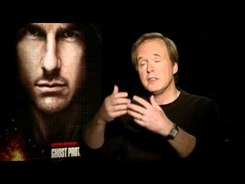 'Mission: Impossible Ghost Protocol' Brad Bird Interview