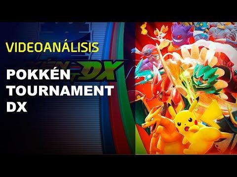 Vídeo ANÁLISIS POKKÉN TOURNAMENT DX