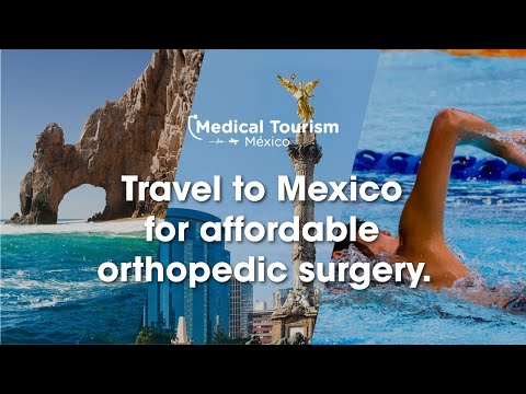 Best Orthopedic  Clinics in Mexico - cover