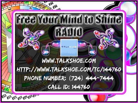 Free Your Mind to Shine Radio LATE NIGHT LIVESTREAM SHOW (10/19/17)