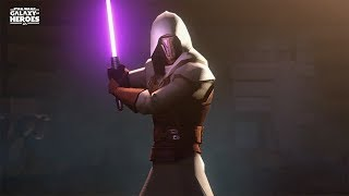Star Wars Galaxy Of Heroes - Legend Of The Old Republic