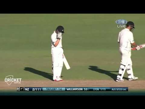 Classy batting by Kane Williamson