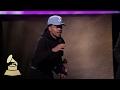 Chance the Rapper Wins Best Rap Performance | Acceptance Speech | 59th GRAMMYs